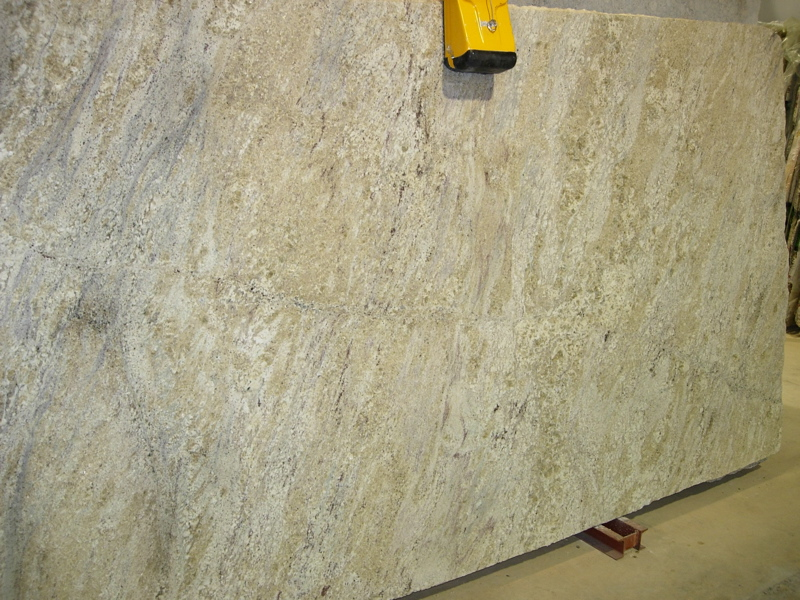 Bianco romano star granite interiors for Granito blanco romano