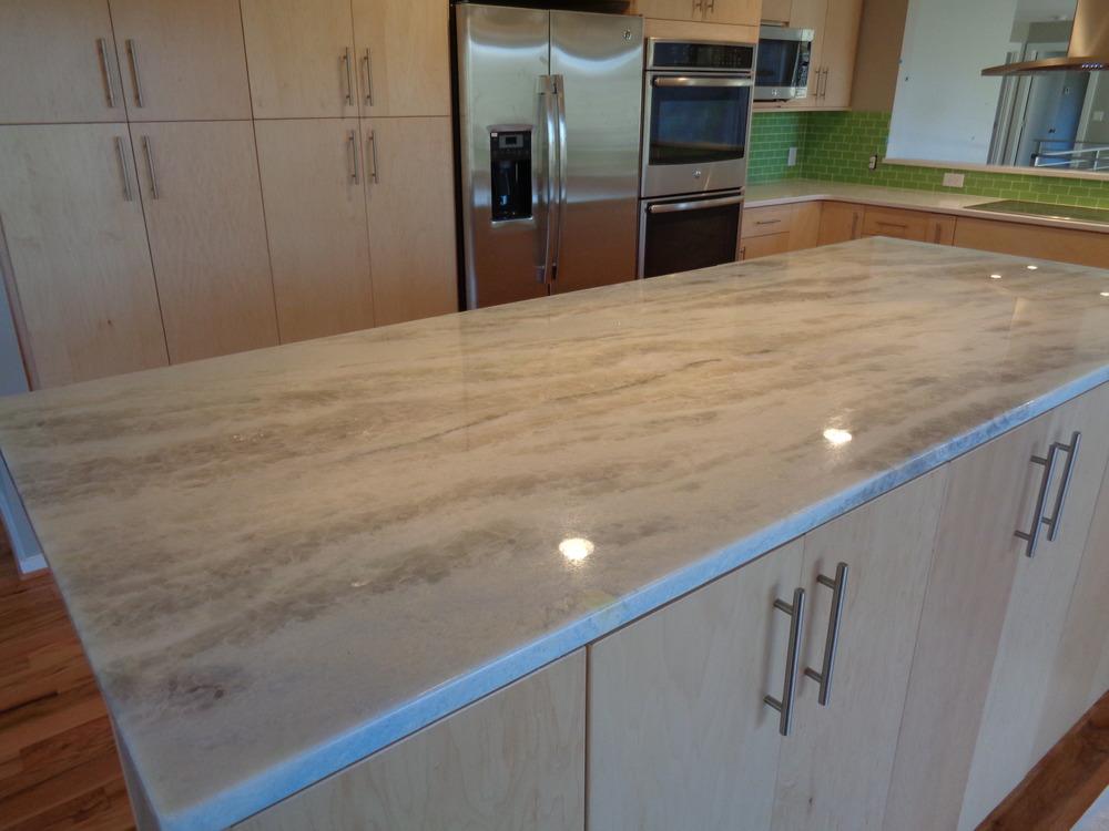 Granite Natural Stone Kitchen Countertops | Greenville, SC ...