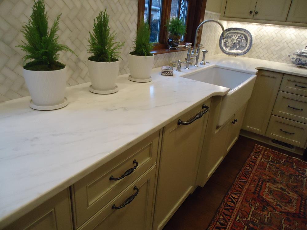 Granite Natural Stone Kitchen Countertops Greenville Sc