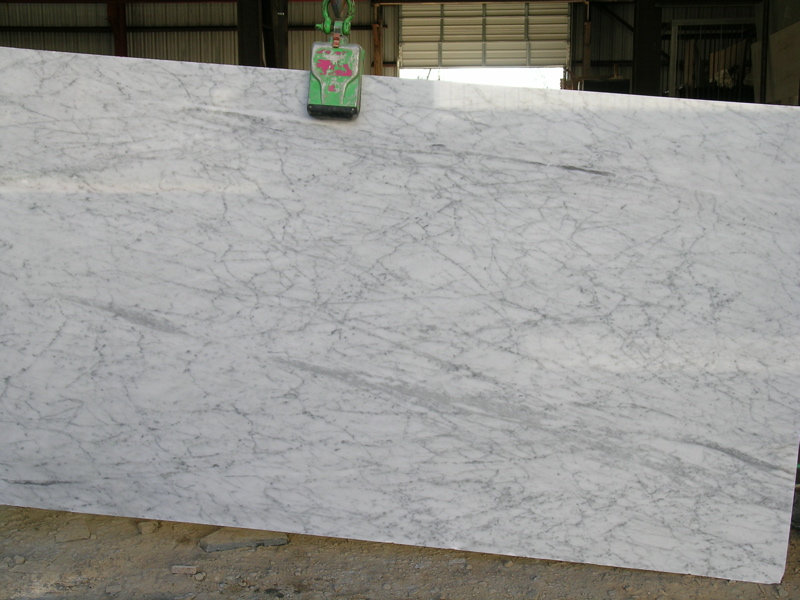 Carrara White Granite : White carrara marble star granite interiors